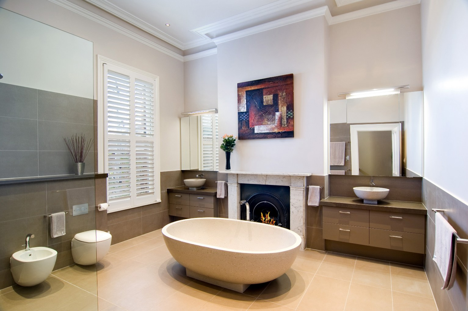5 inspirations pour la salle de bain miliboo blog for Remodeling bathroom ideas older homes