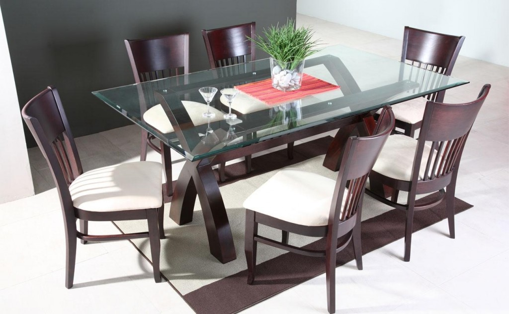 d coration de la table a manger. Black Bedroom Furniture Sets. Home Design Ideas