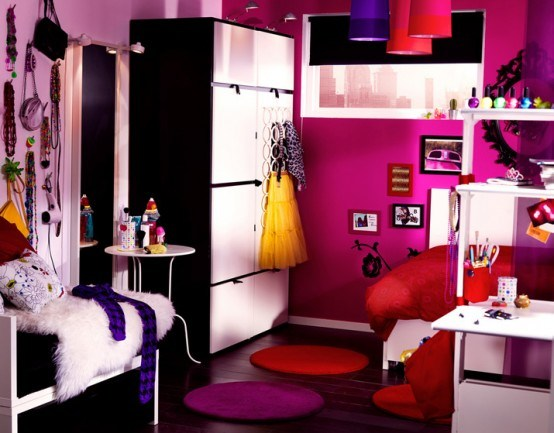 decoration chambre ado fille ikea - Decoration Chambre Ado Fille Ikea