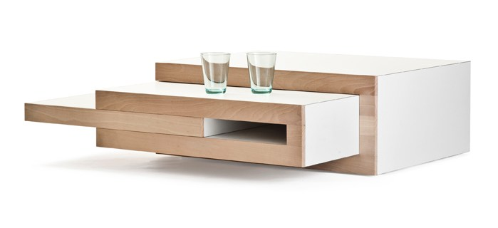 Objet pratique n 22 la table basse rek coffee table miliboo blog - Table basse pratique ...