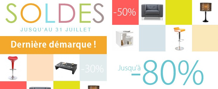 meubles design en soldes. Black Bedroom Furniture Sets. Home Design Ideas