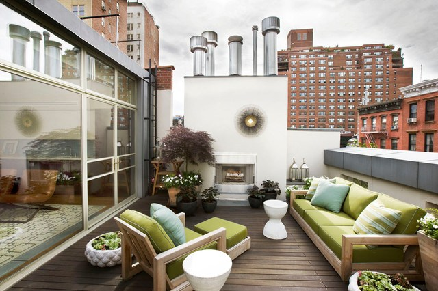 Awesome Terrasse Deco Contemporary - Home Decorating Ideas ...