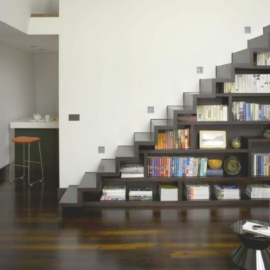 7 id es d 39 escaliers design miliboo blog for Construire un escalier interieur