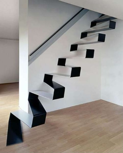escalier design original