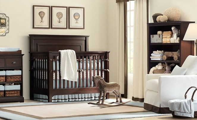 Beautiful Deco Simple Chambre Bebe Pictures - Seiunkel.us ...