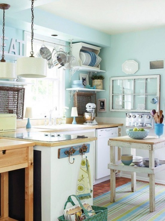 Idees Agencement Petite Cuisine Déco Pictures to pin on Pinterest