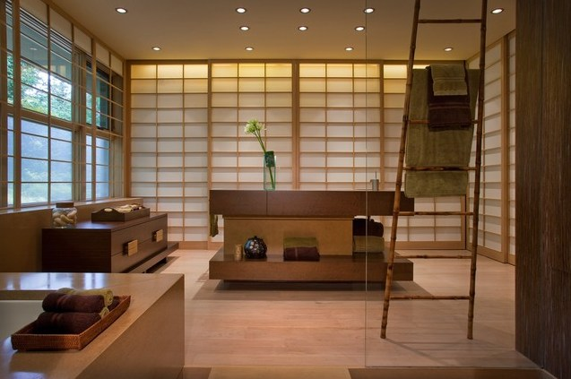 deco zen interieur salon