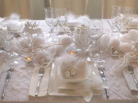 Decoration Table De Noel 1 Jpg Pictures to pin on Pinterest