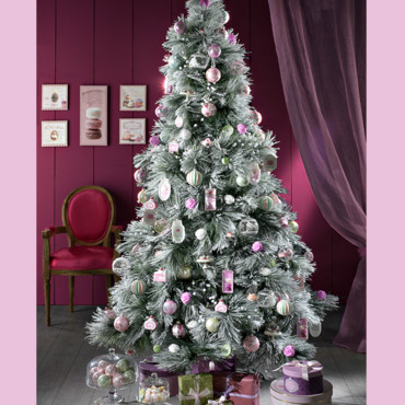 D corer son sapin miliboo blog - Photo arbre de noel decore ...