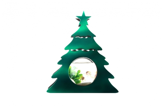 aquarium sapin design wood