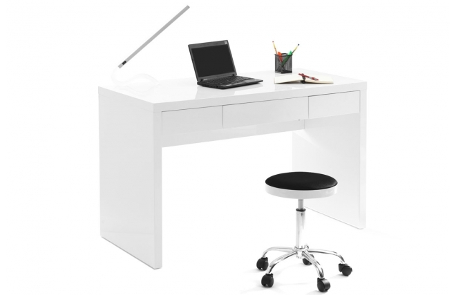 bureau-design-blanc-laque-lacy