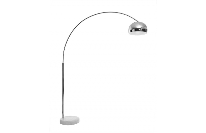 lampadaire-design-metal-chrome-kelia
