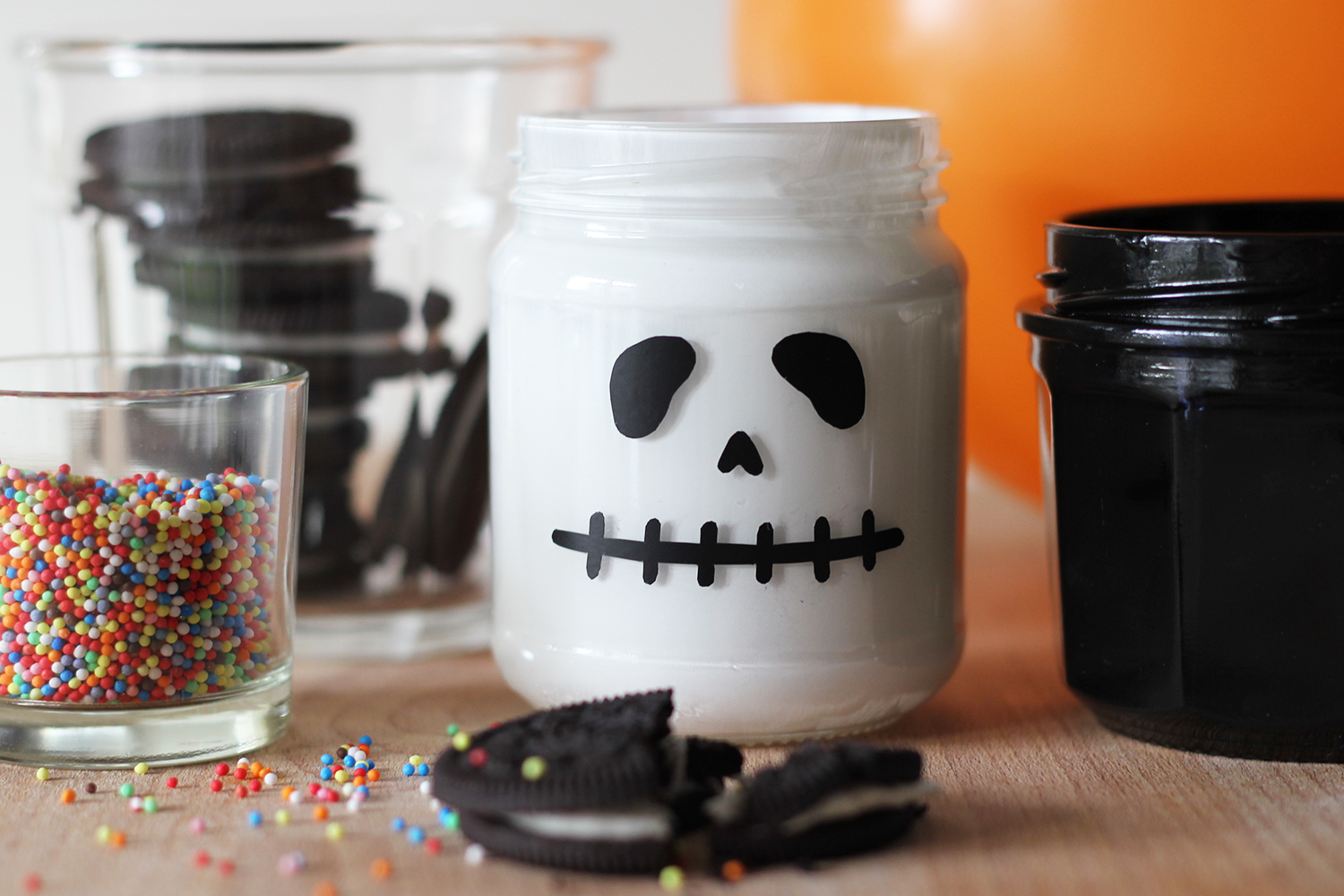 DIY photophore halloween miliboo